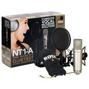 Rode Microphones NT1-A Condenser Mic Bundle/マイク/マイ...