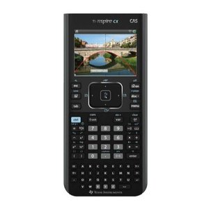 Texas Instruments Nspire CX CAS N3CAS/CLM/2L1 Graphing Calculator|value-select|02