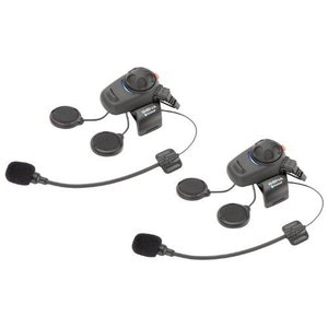 SENA SMH5D-01 DUAL(2台)パック スクーター&バイク用インカム Bluetooth3.0