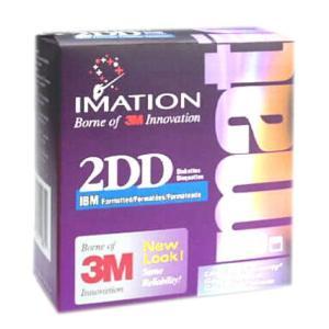 IMATION 2DD フロッピーディスク 3.5インチ IBMフォーマット品 10枚セット
