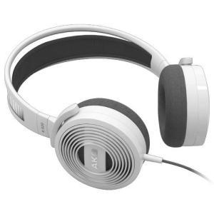 AKG(アーカーゲー) K520 White ヘッドホン(ヘッドフォン) ホワイト セミオープン型 イヤーパッド水洗い可|value-select