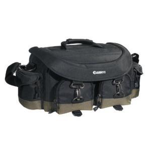 Canon プロフェッショナル・ガジェットバッグ 1EG/ブラック&オリーブ 6242A001|value-select