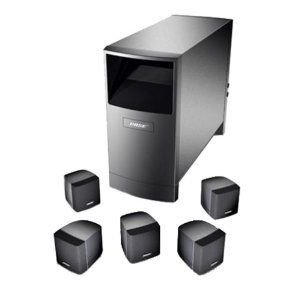 Bose ボーズ Acoustimass 6 Home Entertainment Speaker System スピーカーシステム - Black