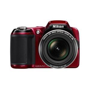 Nikon デジタルカメラ COOLPIX (クールピクス) L810 レッド
