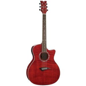 Dean ディーン Exotica Acoustic-Electric Cutaway Guitar...