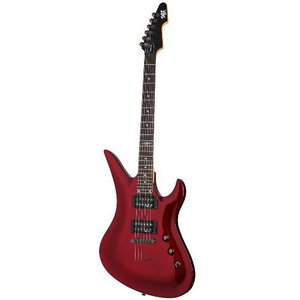 Schecter シェクター SGR Avenger Electric Guitar with Gig Bag - Metallic Red エレキトリックギター|value-select