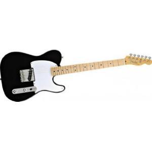 Fender フェンダー '50s Esquire エレキギター Black Maple Fretb...
