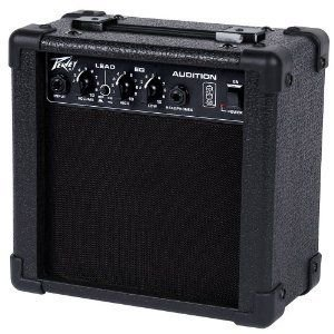 Peavey ピーヴィー Audition 7-watt Guitar Amplifier ギターアンプ|value-select