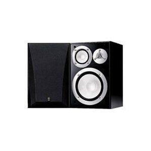Yamaha ヤマハ NS-6490 3-Way Bookshelf Speaker スピーカー , Black Finish ( Pair ペア )|value-select
