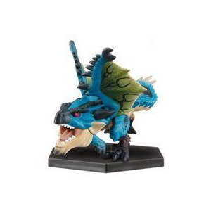 Monster Hunter 3G Collection Figure Part 4 - Rioreus Subspecies フィギュア ダイキャスト 人形|value-select|02