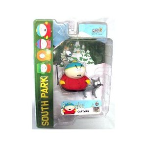 South Park Series 1 Cartman (Mood Swing Eyebrows) Variant Action Figure フィギュア ダイキャスト 人|value-select