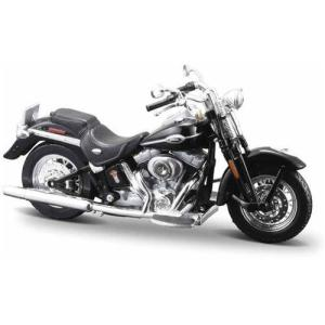 Harley Davidson ハーレーダビッドソン Model Kit, 2005 FLSTCI Softail Springer Classicミニカー モデ|value-select