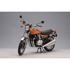 Kawasaki 900 Super 4 (Z1) (Candy Brown/Orange) (Diecast model)ミニカー モデルカー ダイキャスト|value-select