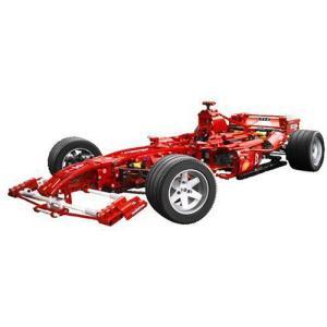 Lego Ferrari フェラーリ F1 Racer 1:8 (8674)ミニカー モデルカー ダイキャスト value-select