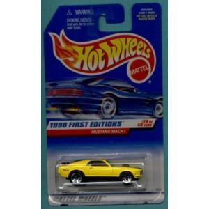 Mattel マテル Hot Wheels ホットウィール 1998 First Editions ...