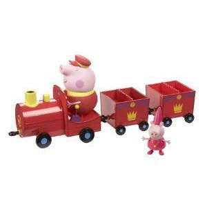 Character Options Princess Peppa Pig Royal Train P...