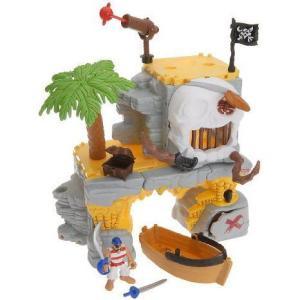 Fisher Price (フィッシャープライス) Imaginext Adventures Captain Hooks Island