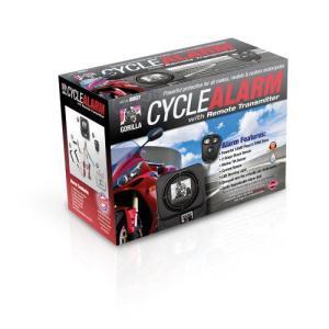 バイク盗難防止 ゴリラ ウルトラサイクル8007 防犯アラーム|value-select