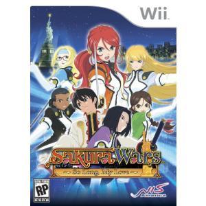 サクラ大戦V ~さらば愛しき人よ~ Wii (輸入版) Sakura Wars: So Long, My Love for Wii|value-select