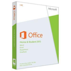 【英語】Microsoft Office Home and Student 2013 【輸入版】日本語対応 [プロダクトキーのみ]|value-select