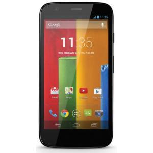 【 海外版SIMフリー】Motorola モトローラ Moto G XT1033 【dual デュアルSIM】  (8GB, ブラック)