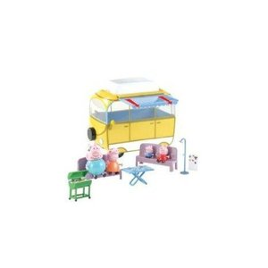 Peppa Pig Camper Van Playset Toy