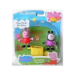 Peppa Pig Gardening Together プレイセット - Peppa Pig & ...
