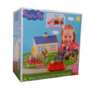 Peppa Pig School Time Fun Playset|value-select|02