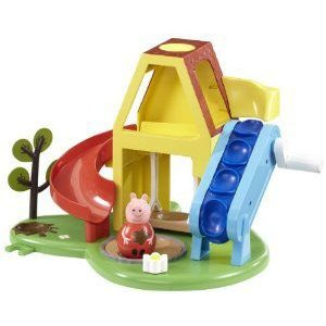Peppa Pig Weebles Wind & Wobble Playhouse (Dispatc...