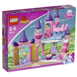 レゴ LEGO デュプロ DUPLO プリンセス シンデレラのお城 6154|value-select