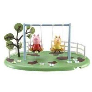 Peppa Pig Playtime Fun Swing プレイセット