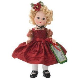 Madame Alexander (マダムアレクサンダー) Wendy Wishes You a Merry Christmas Fashion Doll ドール 人 value-select