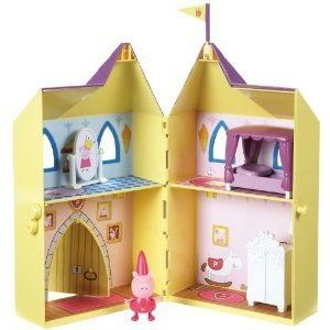 Character Options Peppa Pig Secret Tower Playset|value-select