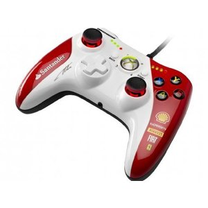 Thrustmaster GPX LightBack Xbox 360 and PC Ferrari F1 Edition Gamepad - GPX ライトバック ゲームパ|value-select