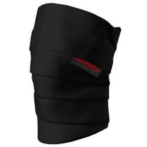 Harbinger 46700 72-Inch Power Knee Wrap (Black)|value-select