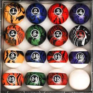 プールテーブル ビリヤードボールセット(レギュラーサイズ) Iszy Billiards社|value-select