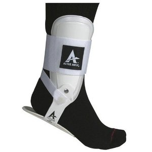 Active Ankle T2 White Large|value-select