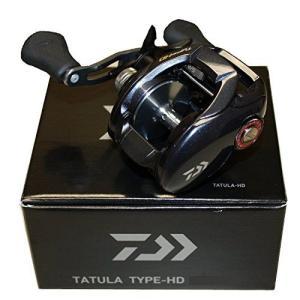 DAIWA TATULA HD200HSL ダイワタトゥーラ ベイトリール 左ハンドル|value-select