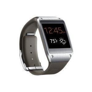 Samsung サムスンギャラクシーギアスマートウォッチ - リテールパッケージ  (モカグレー)|value-select