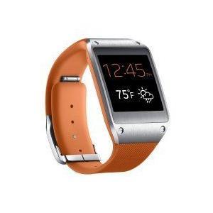 Samsung サムスンギャラクシーギアスマートウォッチ - リテールパッケージ  (ワイルドオレンジ)|value-select