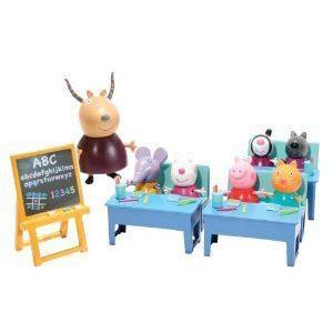 Peppa Pig Classroom Playset toy
