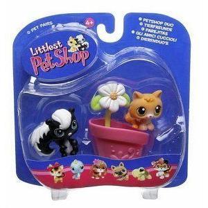 【商品名】Littlest Pet Shop (リトルペットショップ) Pet Pairs フィギュ...