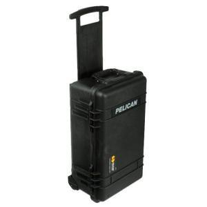 Pelican(ペリカン) 1510  防水中型ケース フォームセット  (Black(ブラック))|value-select