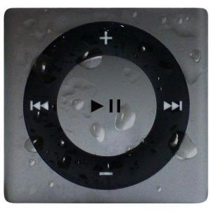 水泳用iPod Shuffle 防水仕様 Underwater Audio Waterproof iPod Mega Bundle  (Space gray)|value-select