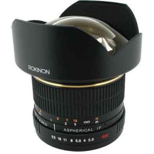 Rokinon ロキノン 14mm Ultra Wide-Angle f/2.8 IF ED UMC Lens 広角 For Pentax (ペンタックスKマウント value-select 02