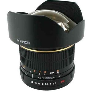 Rokinon ロキノン 14mm Ultra Wide-Angle f/2.8 IF ED UMC Lens 広角 For Nikon With Focus Confirm Chip|value-select|02