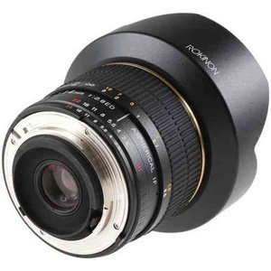 Rokinon ロキノン 14mm Ultra Wide-Angle f/2.8 IF ED UMC Lens 広角 For Nikon With Focus Confirm Chip|value-select|04