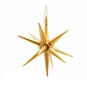 クリスマスツリーオーナメント ベツレヘムの星  (1個入) 通常配送商品1|value-shopping