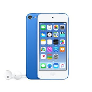 iPod touch MKHE2J/A [64GB ブルー] 通常配送商品|value-shopping