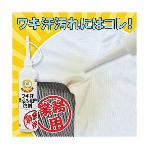 クリーニング屋さんのワキ汗黄ばみ取り洗剤 /洗濯/|value